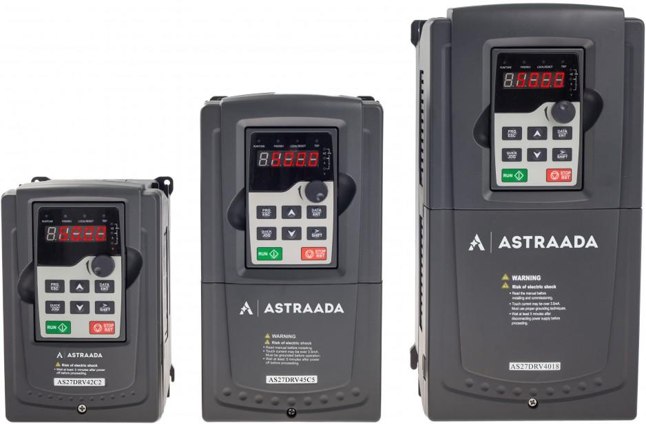 Przemiennik częstotliwości Astraada DRV-25