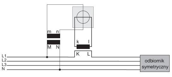Błędy pomiaru mocy i energii w układach z przekładnikami napięciowymi i prądowymi