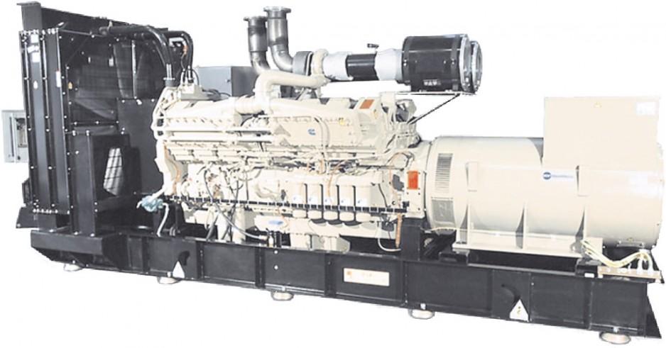 Zespół prądotwórczy GTL LHE 825