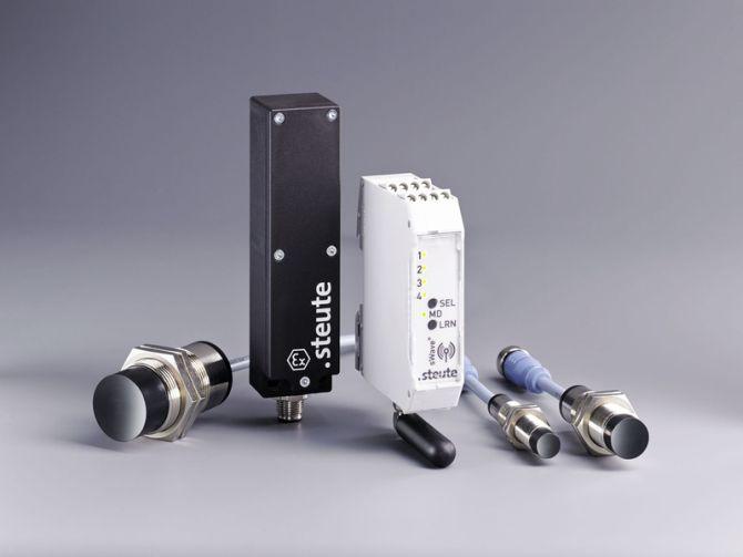 """""""Wireless Ex"""": radiowe łączniki i czujniki w wykonaniu przeciwwybuchowym"""
