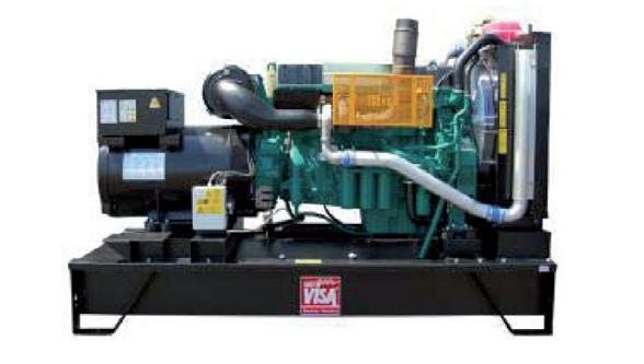 Zespół prądotwórczy V415B