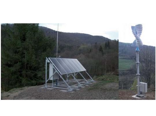 Zastosowanie źródeł energii odnawialnej do wspomagania zasilania budynków w energię elektryczną