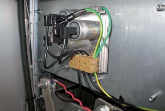 Prądy doziemnie w napędach z przemiennikami częstotliwości zasilanymi z sieci górniczych