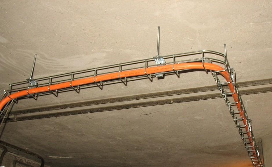 Trasy kablowe i systemy mocowań funkcjonujące w czasie pożaru – wymagania podstawowe