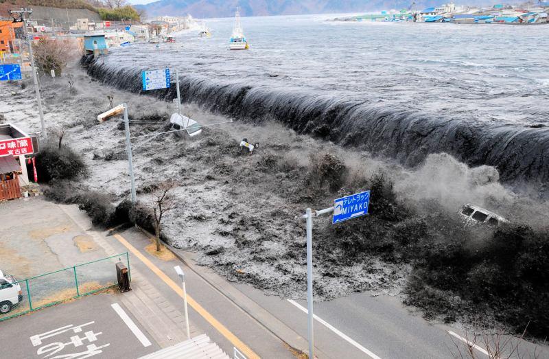 Katastrofa w elektrowni nuklearnej FUKUSHIMA DAI-ICHI