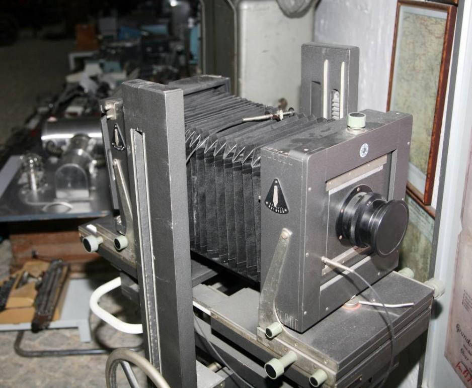 Rozwój aparatów fotograficznych od początków po elektronikę
