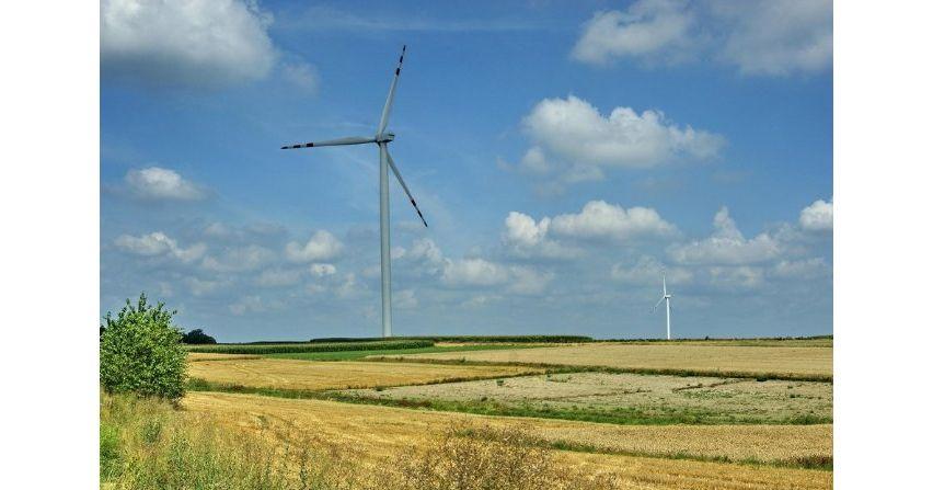 W 2018 r. 14 proc. energii elektrycznej pochodziło z energetyki wiatrowej