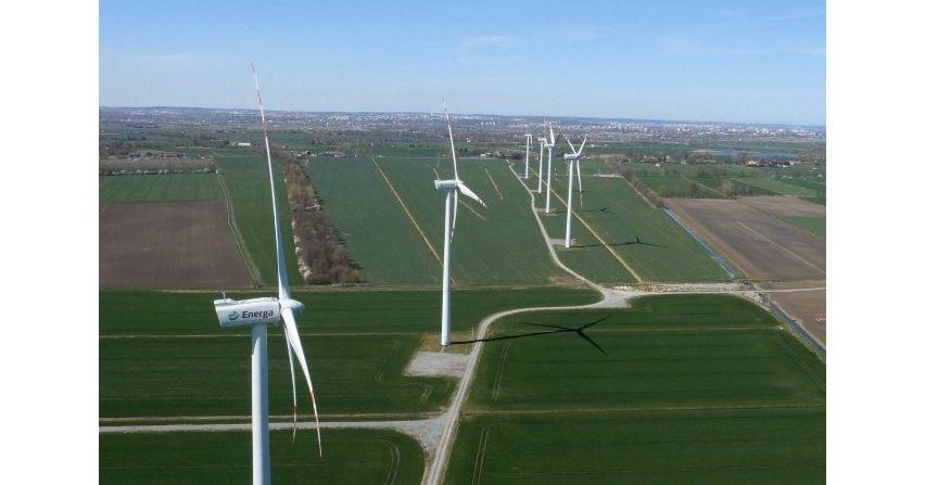 Energa buduje nową farmę wiatrową