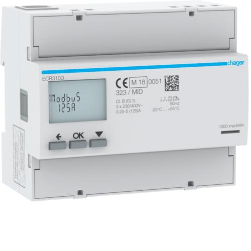 Liczniki zużycia energii elektrycznej ECR310D