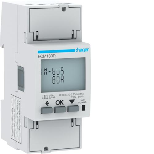 Liczniki zużycia energii elektrycznej ECM180D