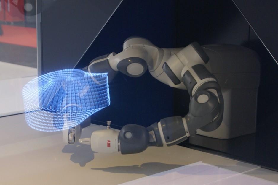 Oblicza nowoczesnej automatyki - targi Hannover Messe 2017 - część 2