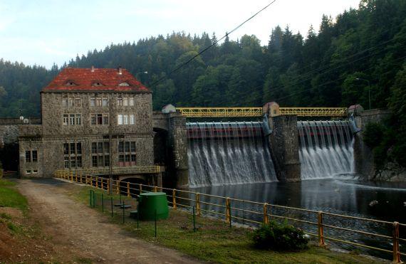 Jeleniogórska energetyka wodna. Wybrane małe elektrownie wodne