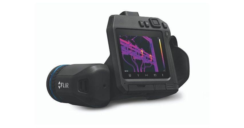 FLIR wprowadza nowość do rodziny super nowoczesnych kamer termowizyjnych serii T