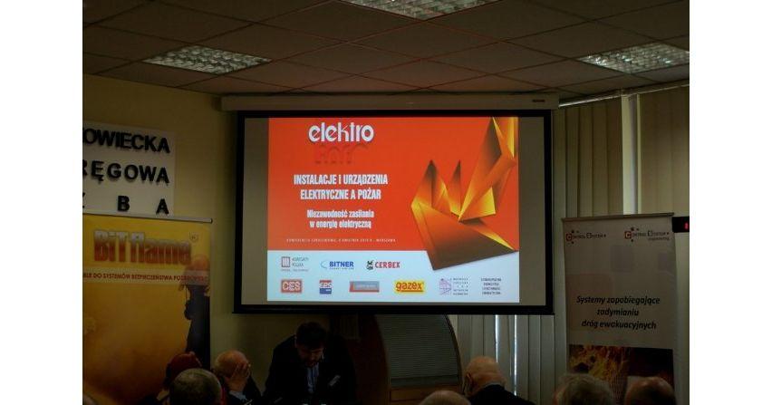 """Wystartowała konferencja """"elektro.info""""!"""