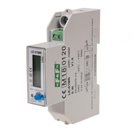 Liczniki zużycia energii elektrycznej LE-01MR