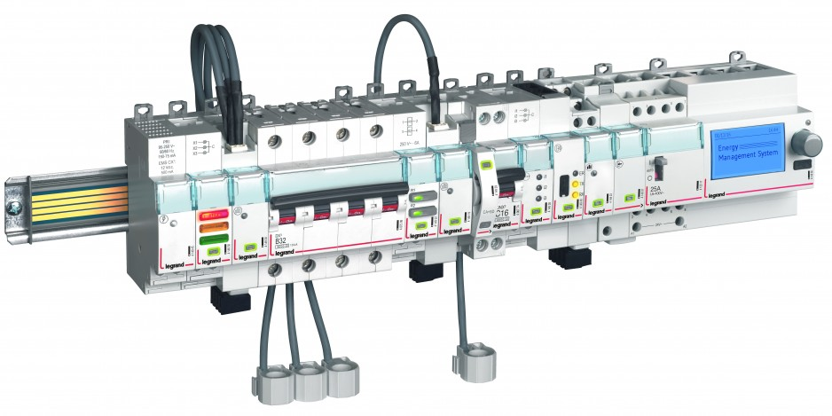 System zarządzania energią EMS CX3