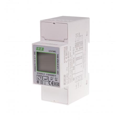 Liczniki zużycia energii elektrycznej LE-01MQ