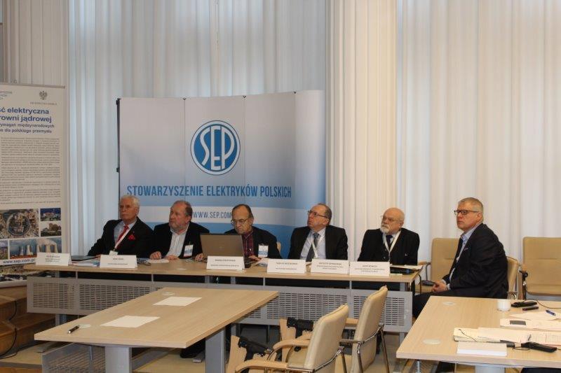 Konferencja poświęcona energetyce jądrowej w Ministerstwie Energii