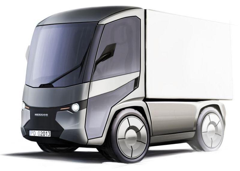 Ośmiu inżynierów z Poznania chce rozpocząć produkcję elektrycznego pojazdu transportowego