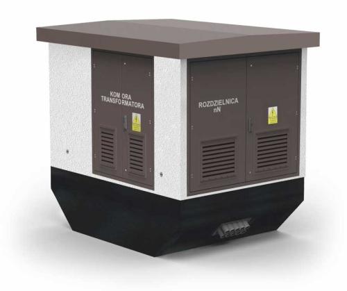 Kontenerowa stacja transformatorowa Minibox 20/630