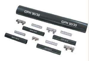 Mufy termokurczliwe serii MP-DM o zakresie napięć do 0,6/1 kV