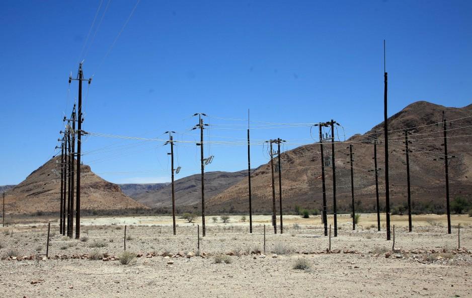 Namibia i energetyka
