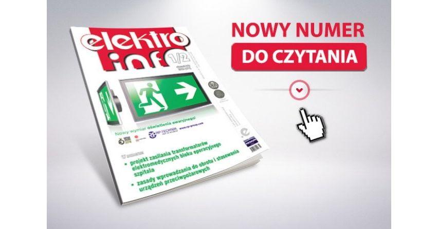 e-wydanie: elektro.info 1-2/2019