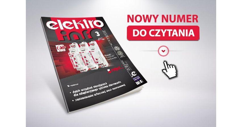 e-wydanie: elektro.info 3/2018