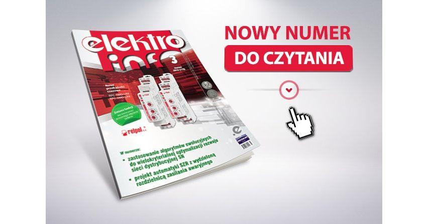 e-wydanie: elektro.info 3/2019