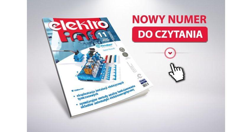 e-wydanie: elektro.info 11/2018