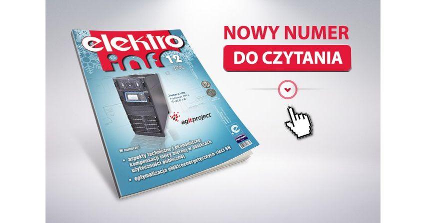 e-wydanie: elektro.info 12/2018