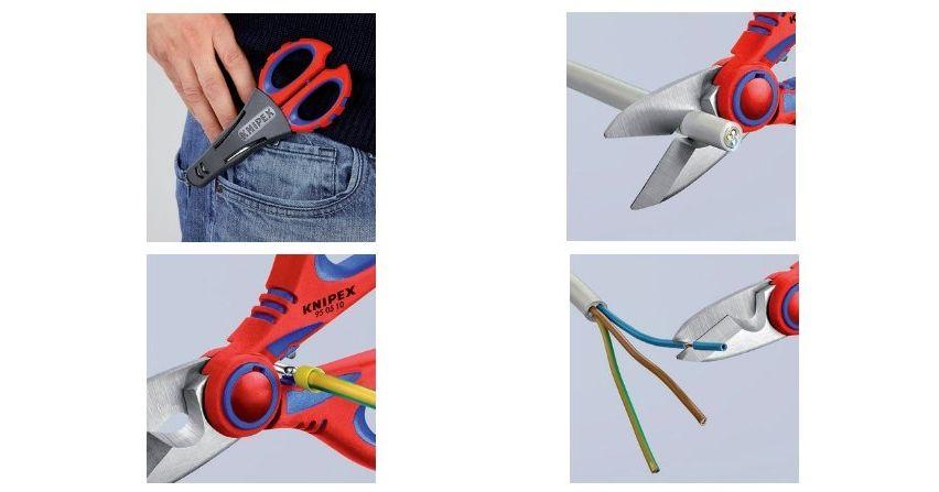 Nożyczki dla elektryków