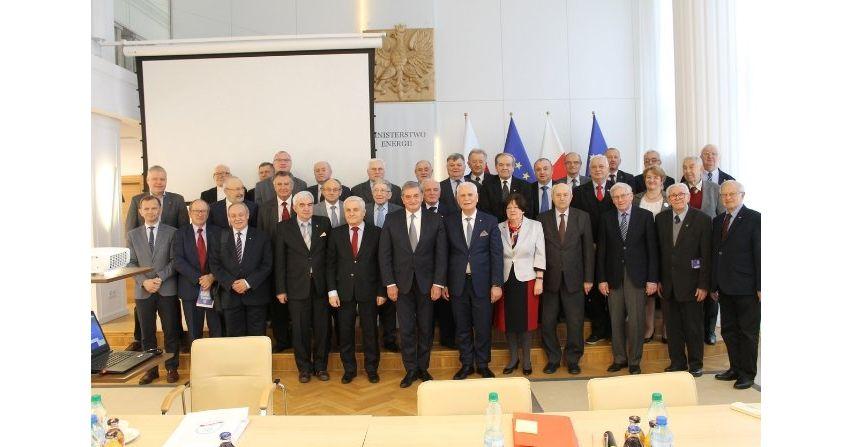 Inauguracyjne posiedzenie Komitetu Honorowego Obchodów 100-lecia SEP