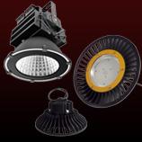 OŚWIETLENIE LED ZEWNĘTRZNE, PRZEMYSŁOWE I LAMPY ROBOCZE