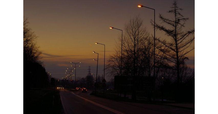Krosno zmodernizuje oświetlenie uliczne
