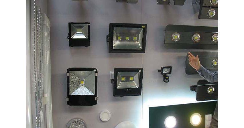 Prądy zasilające w instalacjach oświetleniowych ze źródłami światła typu LED