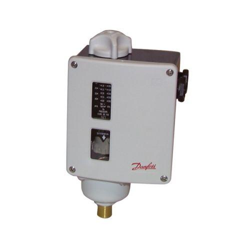 Presostaty, czujniki ciśnienia do monitorowania spadku ciśnienia w instalacji hydrantowej