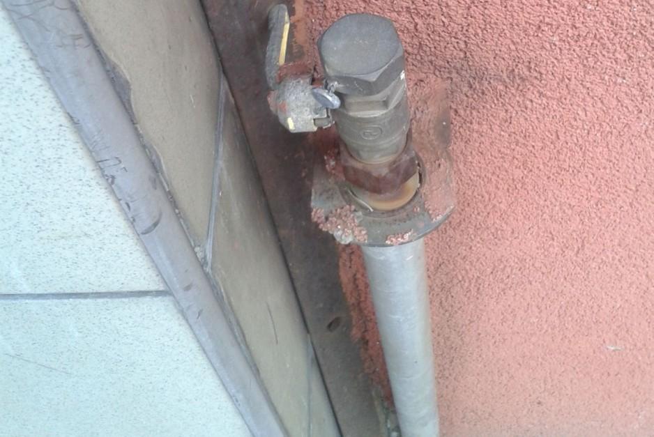 Prowadzenie instalacji odgromowej i gazowej