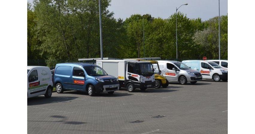 Poczta Polska ogłosiła przetarg na pojazdy elektryczne