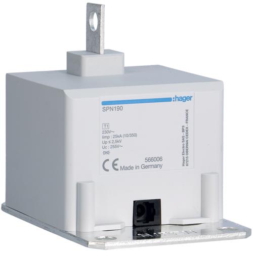 Kombinowany ogranicznik przepięć typu 1+2 SPN190
