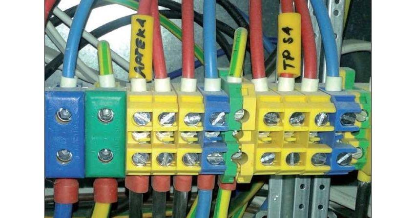 Sposoby oznaczania kabli i przewodów