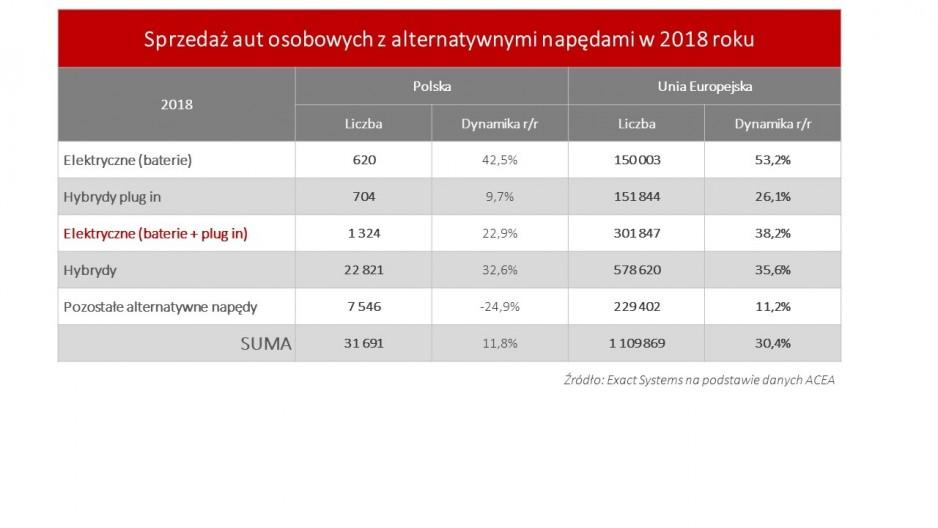Polska i problemy z rozwojem elektromobilności