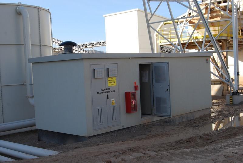 Wymagania dotyczące lokalizacji budynkowych stacji transformatorowych pod względem ochrony ppoż.