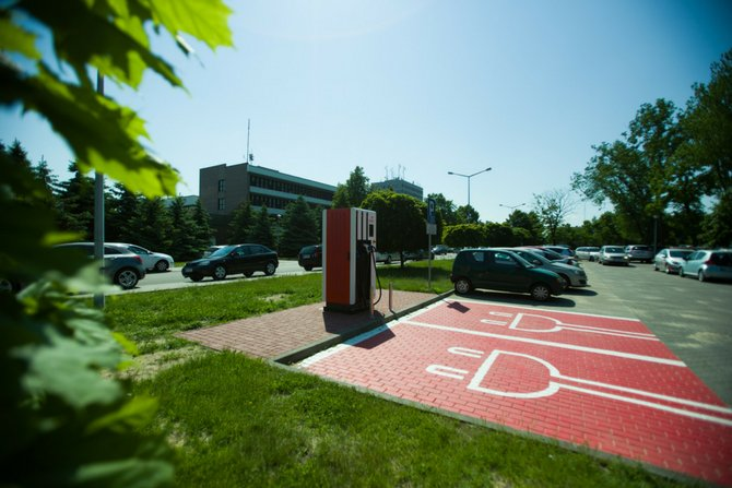 Orlen chce uruchomić 50 stacji ładowania