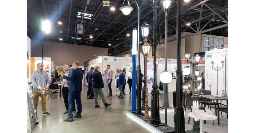 Targi Techniki Świetlnej LUMENexpo 2018
