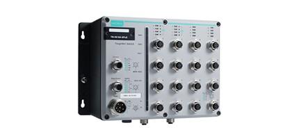 Switch TN-5518A-8PoE-2GTX-WV-T