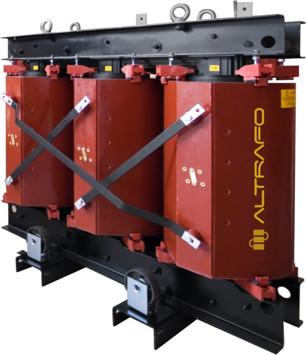 Transformator rozdzielczy SN/nn TRAE PV seria ECODESIGN.