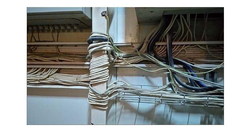 Trasy kablowe w obiektach budowlanych – wymagania