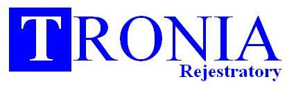 TRONIA Sp. z o.o.