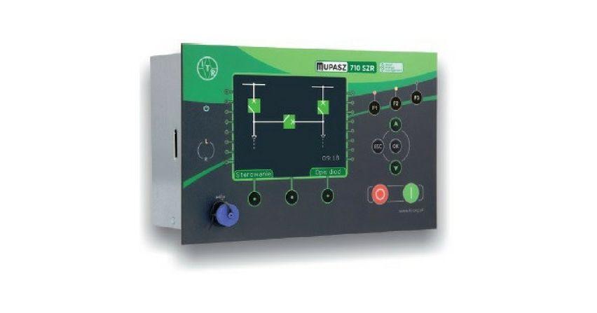 Układy zasilania zwbudowaną automatyką SZR